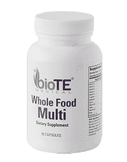 BioTE Whole Food Multi Vitamin 90 capsules